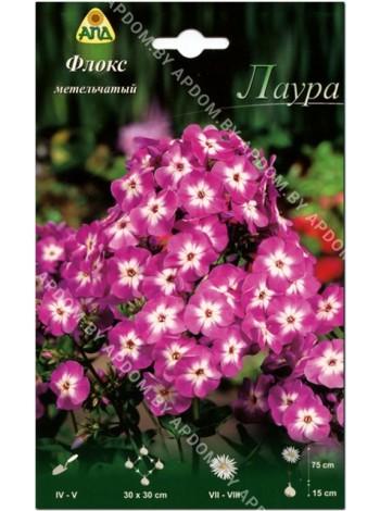 Флокс метельчатый Лаура (Phlox paniculata Laura)