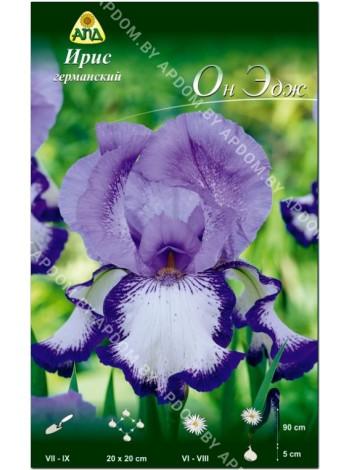 Ирис германский Он Эдж (Iris germanica On Edge)