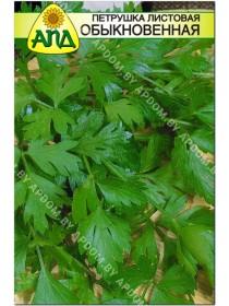 Петрушка листовая обыкновенная