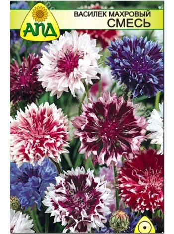 Василек махровый смесь (Centaurea cyanus)