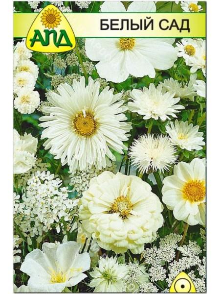 Смесь Сад белый