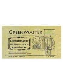 Биоактиватор GreenMaster для дачных туалетов