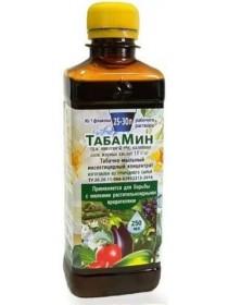 ТабаМин 250 мл ТАБАЧНО-МЫЛЬНЫЙ инсектицидный концентрат