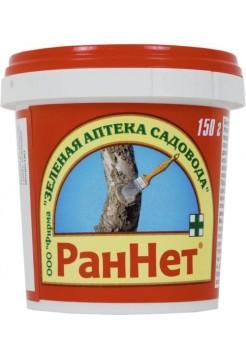 """Паста-замазка для дезинфекции и заживления ран деревьев """"Раннет"""" 150 г"""