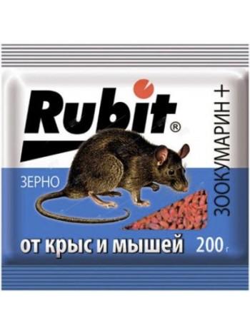 Рубит ЗООКУМАРИН+ зерно 200г