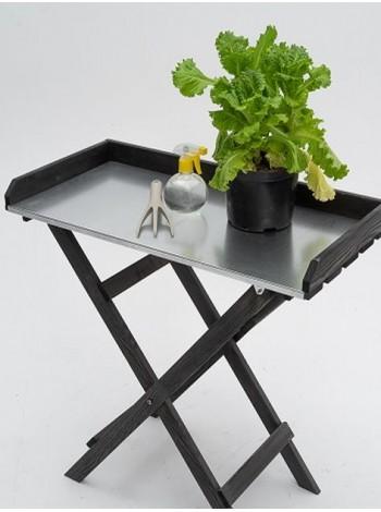 Стол для рассады складной СМ-13 черный