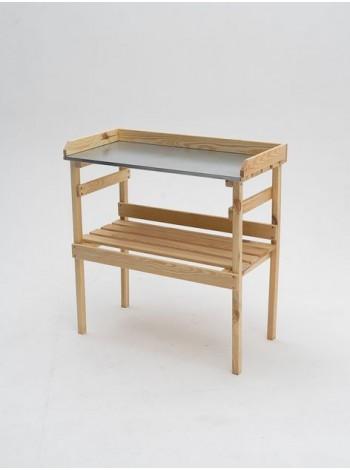 Стол для рассады СМ-14 древесный