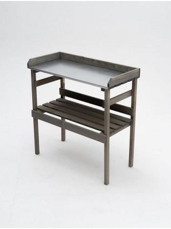 Стол для рассады СМ-14 серый